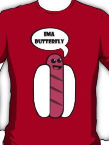 Ima butterfly geek funny nerd T-Shirt