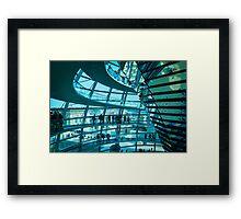 Blue Dome Framed Print