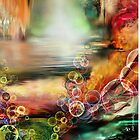 Bayou Featured in Art Universe , GCS Group  by Françoise  Dugourd-Caput