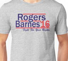 Rogers Barnes '16 Unisex T-Shirt