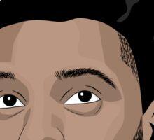 The Weeknd - BILLBOARD Sticker