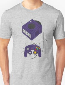 Game Cube and a Controller T-Shirt