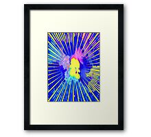 Rays of Glory Framed Print