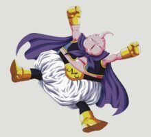 dragon ball z majin buu anime manga shirt by ToDum2Lov3