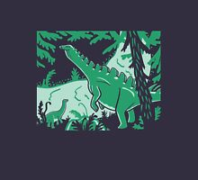 Long Necks - Blue and Green Unisex T-Shirt