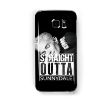 Spike- Straight Outta Sunnydale Samsung Galaxy Case/Skin