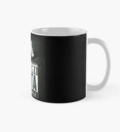 Spike- Straight Outta Sunnydale Mug