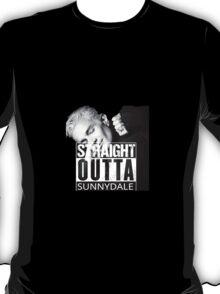 Spike- Straight Outta Sunnydale T-Shirt