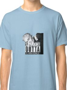 Spike- Straight Outta Sunnydale Classic T-Shirt