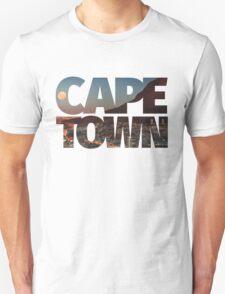 CAPE TOWN CITY – Typo T-Shirt