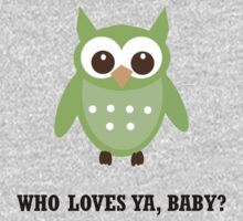 Who Owl Kids Clothes