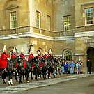 Whitehall Entrance to Horse Guards by TonyCrehan