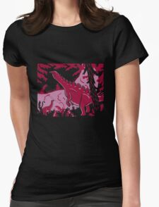 Long Necks - Lavender and Pink T-Shirt