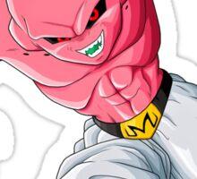 dragon ball z majin kid buu anime manga shirt Sticker