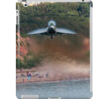 Eurofighter Typhoon - Fast and Low iPad Case/Skin