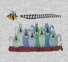 Bzzzzzzzzzzzzz, or sleeping disorder Kids Clothes