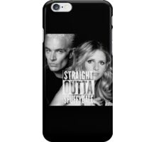 Straight Outta Spuffydale! iPhone Case/Skin
