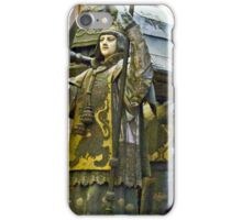 Tomb Of Christopher Columbus iPhone Case/Skin