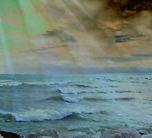 Storm Rage ©  by Dawn M. Becker