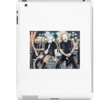 Heavy Metal Dog Band iPad Case/Skin