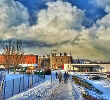 Snow Cloud by HJIrvine