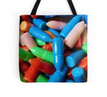 Bubble Gum Bullets Tote Bag
