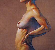 Nude2 by Xavier  Ghazi