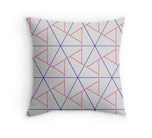 sd Abstract Pattern 171C Throw Pillow