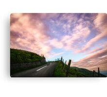 Road to Heaven - Ireland Canvas Print