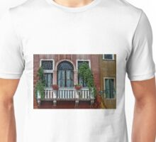Venetian Balcony Unisex T-Shirt