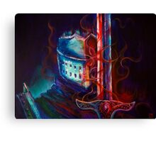 Elite Knight Canvas Print