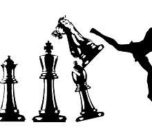 Kickboxing Chess by yin888