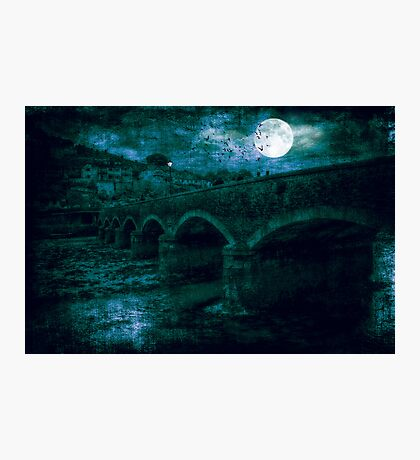 Night Time Photographic Print