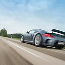 Ruf CTR3 Rear Action by supersnapper