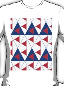 Abstract Pattern 172B T-Shirt