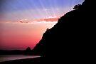 Last Few Rays by aka-photography