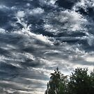 Dramatic Clouds by kostolany244