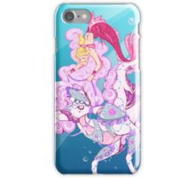 Mermaid Ride iPhone Case/Skin