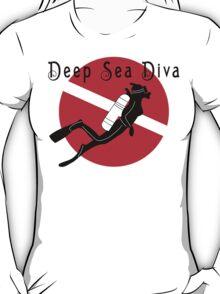 """SCUBA """"Diva"""" T-Shirt"""