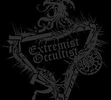 Einheitsfront Sigil: Extremist Occultist DARK by gardenofgrief