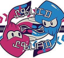 Squid Squad! by FlareND