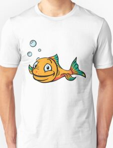 Cartoon fish T-Shirt