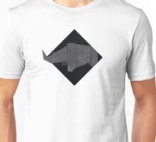 Origami collection Rhino Unisex T-Shirt