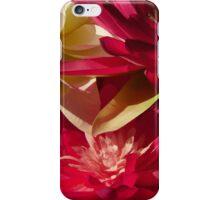 Pink & White Silks #2 iPhone Case/Skin