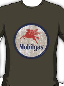 Mobilgas - Dirty Sign T-Shirt