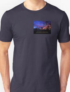 Serenity Prayer Spring Sunrise T-Shirt