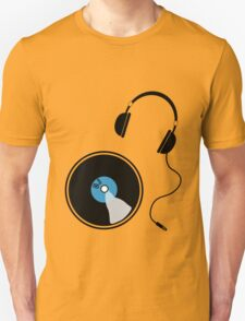 Music DJ T-Shirt