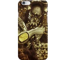 Vell - Enigmatic Entity iPhone Case/Skin