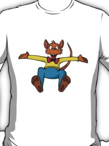 Mouse jumping up T-Shirt