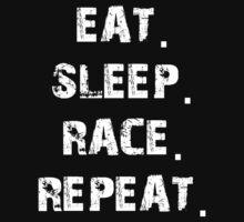 Eat. Sleep. Race. Repeat. by TotallyF1